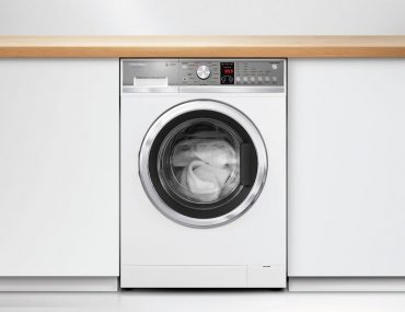 SmartDrive™ front load washing machine by Fisher & Paykel