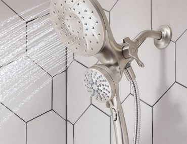 Engage Magnetix Six-Function Handshower & Rainshower Combo