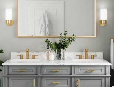 Moen Brushed Gold