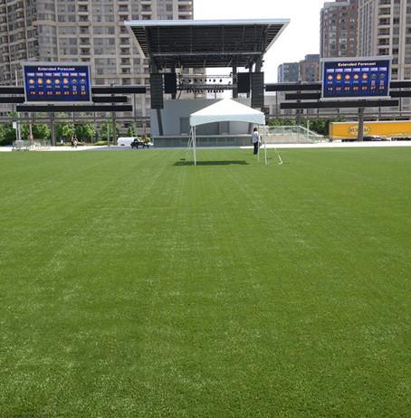 AGL Grass - Sport Field Construction