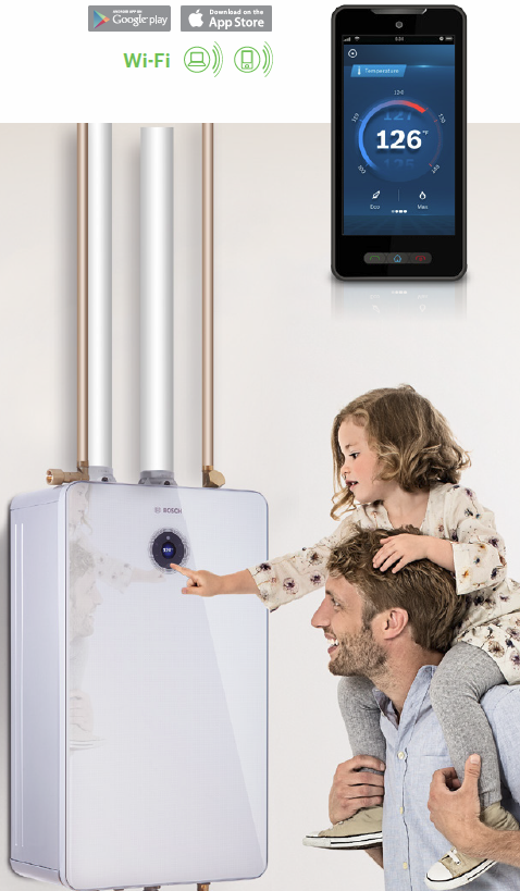 Benefits of the Greentherm 9000 Series Tankless Water Heater
