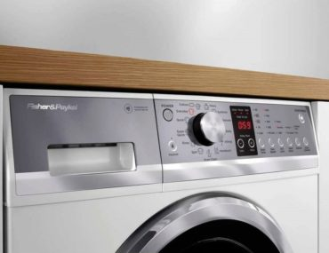 Fisher & Paykel Front Loader Washing Machine