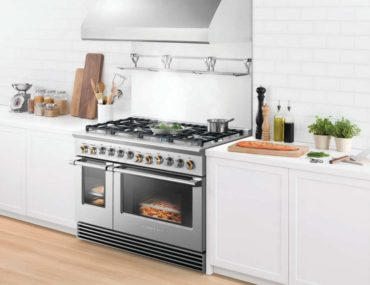 Fisher & Paykel Professional Series Ranges