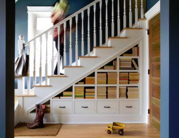 Multi-functional Staircase_Lynn Donaldson