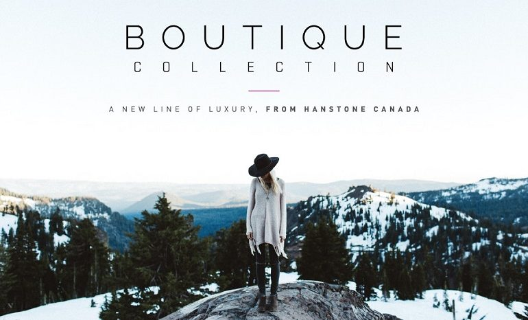 The New Boutique Collection from HanStone Canada