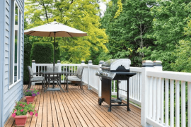 Durable Deck Design