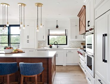 Functional Family Kitchen