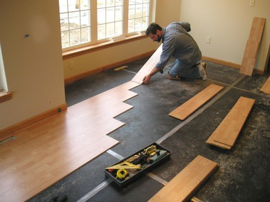 Rubber Underlay For Flooring Assists In Soundproofing