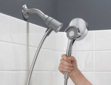 Magnetix™ handheld shower