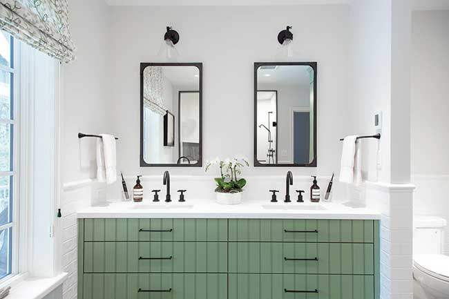 Country Style Bathroom Makeovers - eRenovate