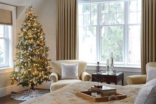 A Festive Touch in Every Room