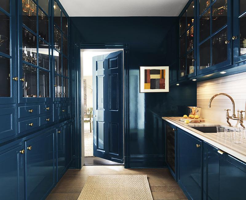 Choosing An Interior Paint Finish Erenovate