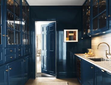 Choosing an Interior Paint Finish