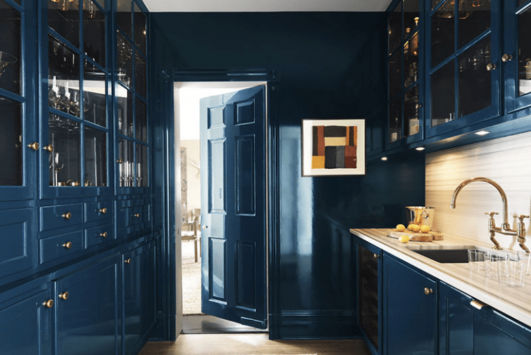 Choosing an Interior Paint Finish