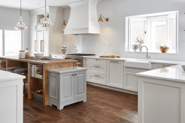 NKBA's 2020 People's Choice Award for Best Kitchen