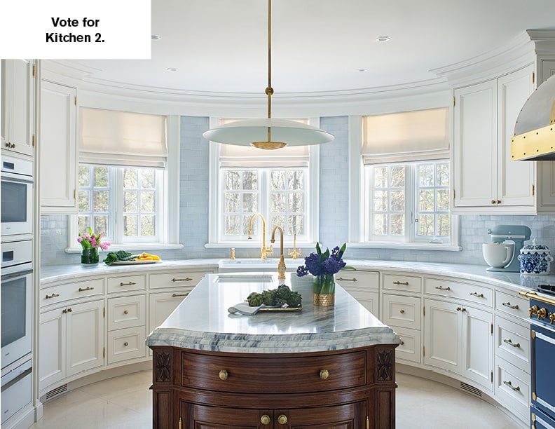NKBA's 2020 People's Choice Award – Kitchen 2
