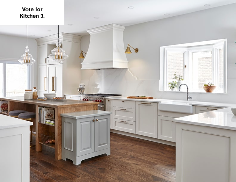 NKBA's 2020 People's Choice Award – Kitchen 3