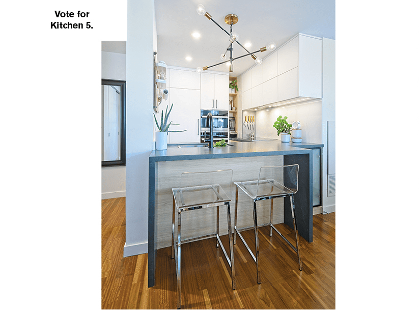 NKBA's 2020 People's Choice Award – Kitchen 5