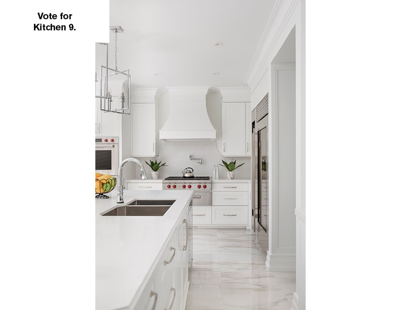 NKBA's 2020 People's Choice Award – Kitchen 9