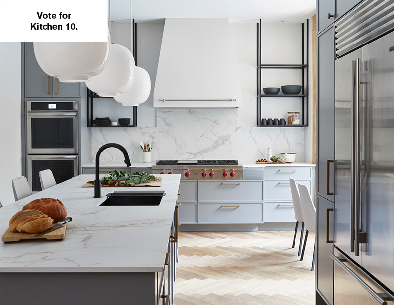 NKBA's 2020 People's Choice Award – Kitchen 10