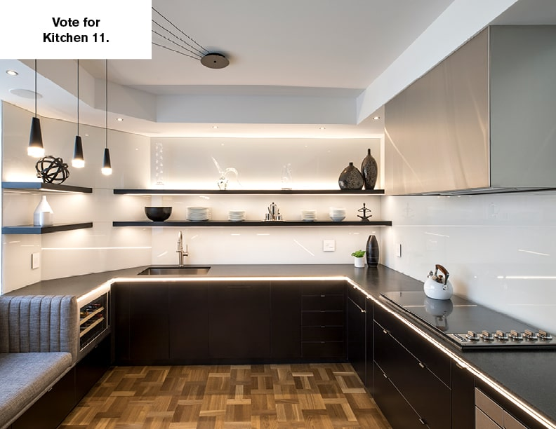 NKBA's 2020 People's Choice Award – Kitchen 11