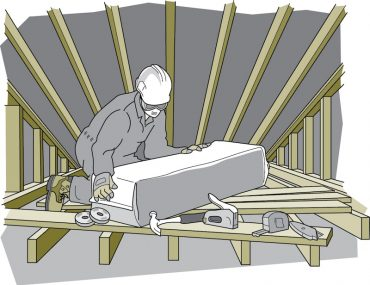 Air Sealing Your Attic