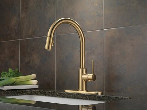Top Kitchen Faucet of 2020 - Delta Trinsic