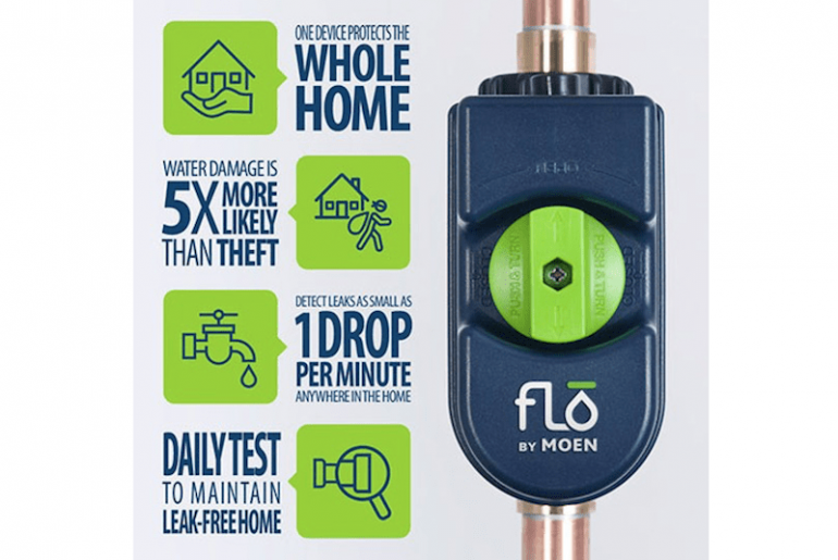 Never Miss a Drip™ with Flo by Moen