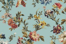 Floral Motifs in Home Décor Trending this Spring