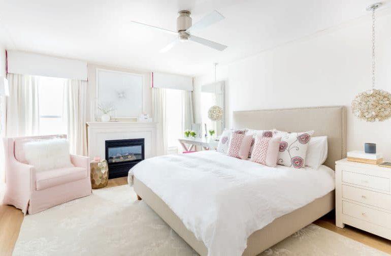 Architect's Master Bedroom Retreat
