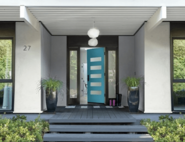 Choose That Perfect Front Door Colour