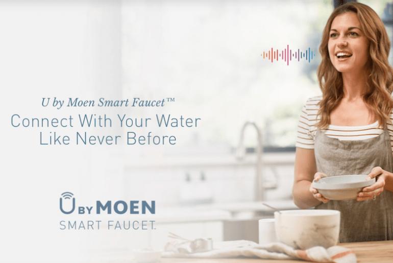 U by Moen Smart Faucet™
