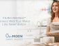 U by Moen Smart Faucet™