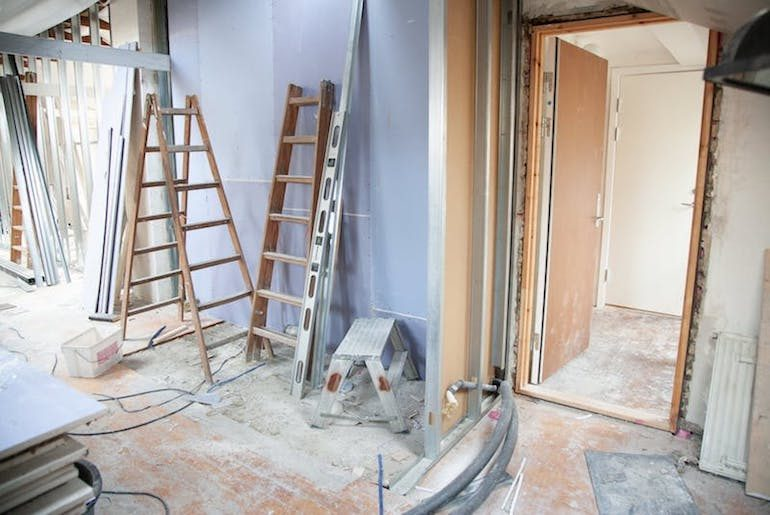Contact Your Insurance Provider Before and After Renovating