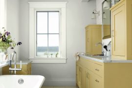 How Paint Can Take Your Bathroom from Blah to Aha!