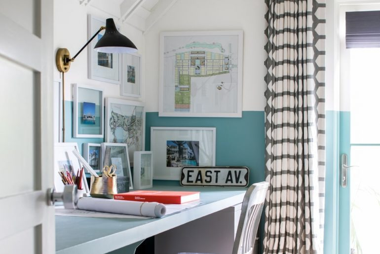 Paint Colours that Work with You at Home