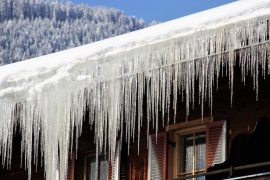 Adding Insulation Prevents Ice Dams
