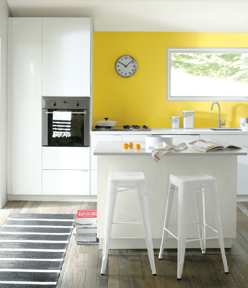 Beat the Winter Blues with Yellow