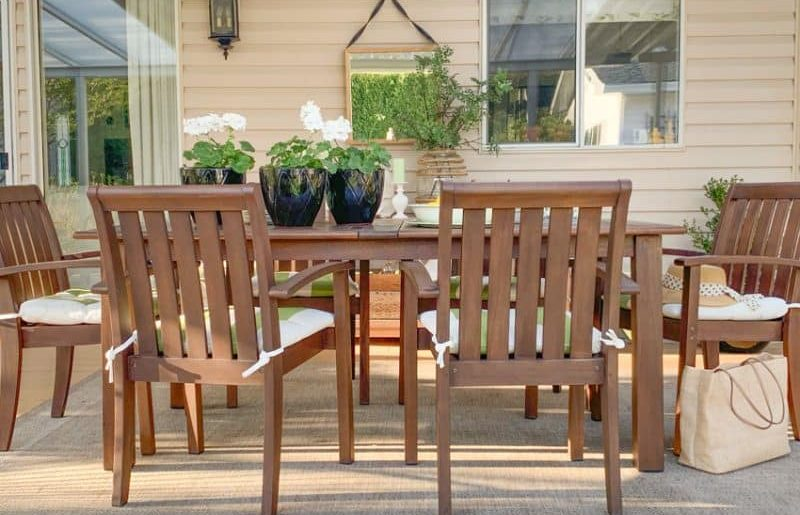 Create a Soothing Outdoor Sanctuary